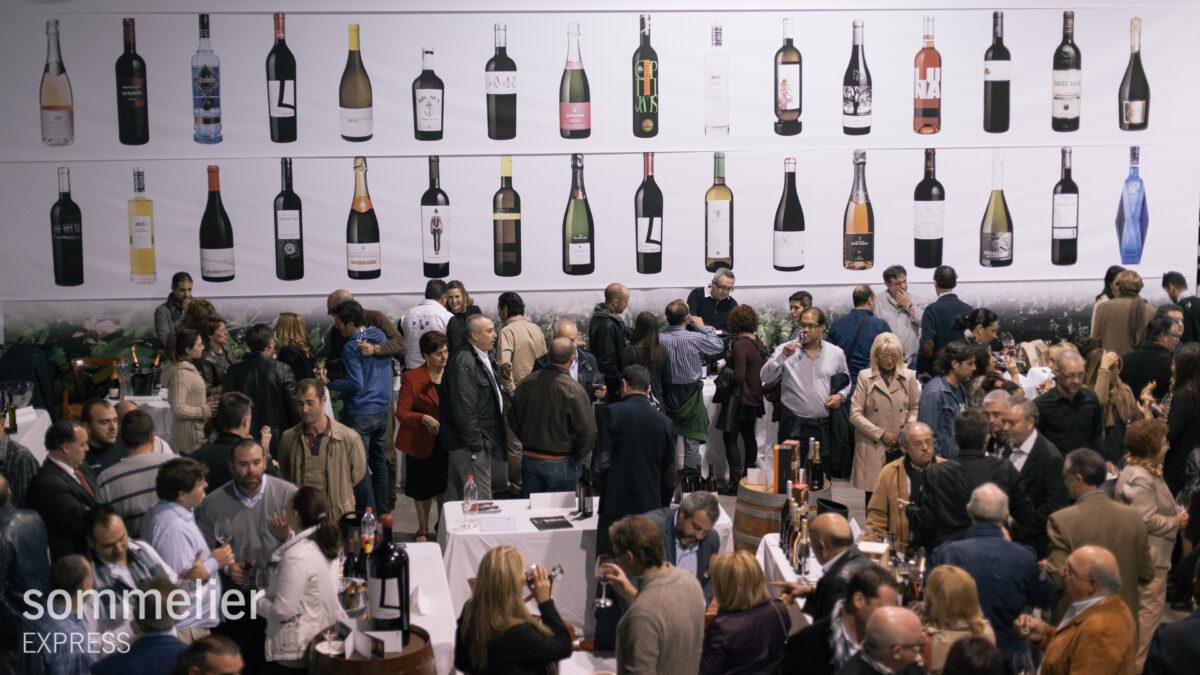 Rotundo éxito de público en el Encuentro Amigos del Vino