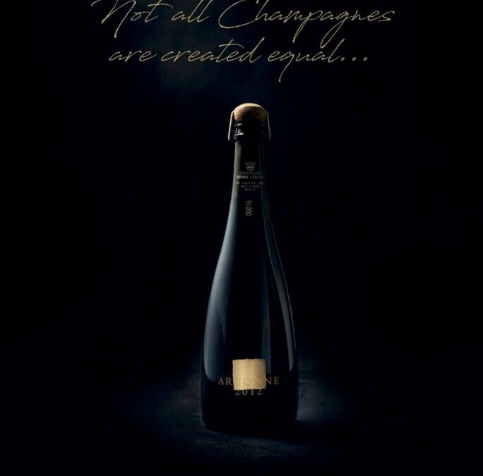 Champagne Henri Giraud Argone 2012 nombrado mejor champagne 2020